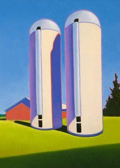 """Martha Pettigrew Twins Oil on Canvas 16""""h x 12""""w $1,900 Big Horn Galleries Cody  1167 Sheridan Ave Cody Wyo 82414 Ph: (307) 527-7587 Fx:  (307) 527-7586 bhgcody@aol.com"""