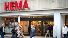 Warenhuis: grote winkel waarin je allerlei spullen kunt kopen, bijvoorbeeld de Hema