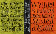 Jeffrey Fisher Lettering/Handwriting by Jeffrey Fisher | Illustration