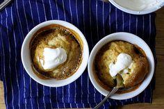 maple pudding cakes | pudding chômeur