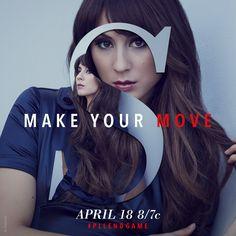 Make your move #PLLENDGAME