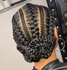 Braided Hairstyles for Black Women Down Dos In 2020 99 Best Braids for Black Women In 2020 Black Wedding Hairstyles, Braided Hairstyles For Black Women, Braids For Black Women, Black Girl Braids, Braids For Black Hair, Blonde Braids, Cool Braid Hairstyles, African Braids Hairstyles, Crochet Braids Hairstyles
