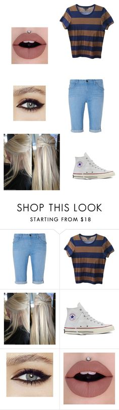 """""""I don't wanna man."""" by xxxpinklipsxxx ❤ liked on Polyvore featuring Dorothy Perkins, Burberry and Converse"""