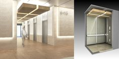 lift lobby design - Google Search