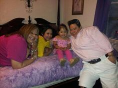 My little family,