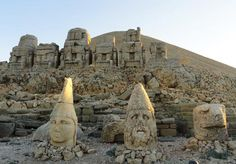 Earthfiles.com Science | Part 5: Mysterious 12,000-Years-Old Gobekli Tepe, Turkey - Another Artificial Covering Over Mount Nemrut