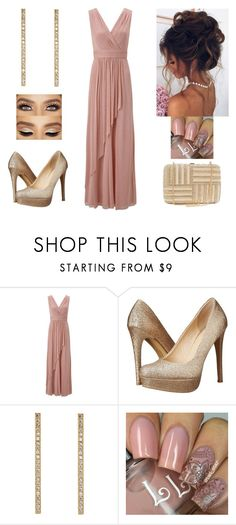 """""""Nothing haunts us like the things we don't say."""" by paoladouka on Polyvore featuring Ariella, Chinese Laundry, Jennifer Meyer Jewelry, Hera and Judith Leiber"""
