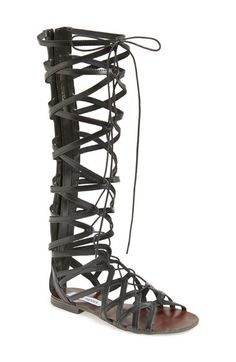 Steve Madden 'Hercules' Gladiator Sandal (Women) available at #Nordstrom