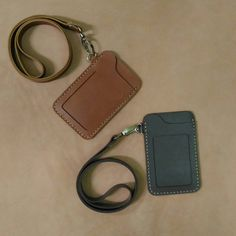 """26 Likes, 1 Comments - ARMy Leather by AZéLeatherwork (@armyleather_) on Instagram: """"ID CARD HOLDER • Material & Specifications : - Indonesian Genuine Leather - Polyester waxed thread…"""""""