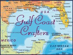 Introducing: Gulf Coast Crafters Team Members & their Shops