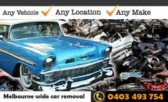 Need a FREE auto removal in Melbourne?