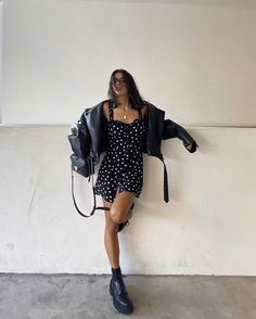 Street Style Outfits, Looks Street Style, Mode Outfits, Looks Style, Street Style Women, Trendy Outfits, High Fashion Outfits, Grunge Street Style, Street Styles