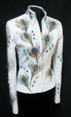 Peacock jacket.