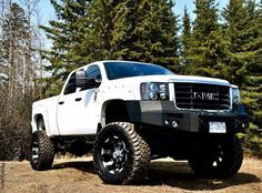 www.CustomTruckPartsInc.com is one of the largest Truck accessories retailer in Western Canada. Lifted GMC Pick Up