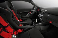 Foto de Audi A1 clubsport quattro (15/19)