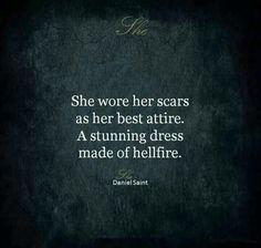 ˚°◦ღ... dress of hellfire