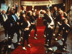 the rocky horror picture show - doin the Time Warp