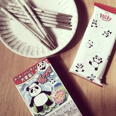[2013/11/14]    ❤︎ Pocky ´●.̫●` Panda ❤︎