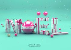 /// Typography 3D - 8 /// on Behance