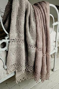 843c239211315 linens Dentelle, Broderie, Tissu Lin, Dessus De Lit, Couverture Au Crochet,
