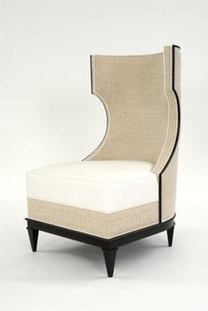 Richard Mishaan Collection de Colombe High Back Chiar