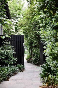 Pergola Ideas For Patio Amazing Gardens, Beautiful Gardens, Landscape Designs, Landscape Architecture, Outdoor Pavers, Privacy Landscaping, Landscaping Ideas, Backyard Privacy, Black Garden