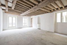 Paris 5e : Duplex au dernier étage à rénover - Agence EA Paris