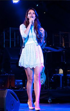Lana Del Rey @ Latitude Festival 2012