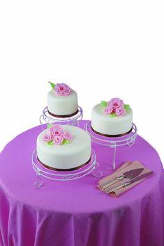 Für die Candybar Wilton Tortenständer-Set, 15-teilig Wilton http://www.amazon.de/dp/B007SQ7NP4/ref=cm_sw_r_pi_dp_uLWhub06P7GMQ