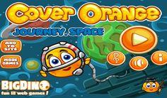 Mała pomarańcza odbywa podróż swojego życia. Ucieczka przed gangsterami zmusiła ją do ucieczki w kosmos!  http://www.ubieranki.eu/gry/3914/kosmiczna-pomarancza.html