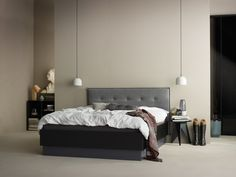 Morten Georgsen of BoConcept knows how important sleep is in daily life, and has introduced a new Lugano Bed to the brand's line of multi-functional design.