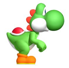 yoshi | Image - Yoshi (NSMBW).png - Super Mario Wiki - La enciclopedia de ...