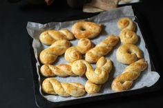 Koulourakia al mascarpone. I biscotti tipici di Pasqua con un formaggio italiano!!!!