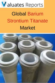 Global Barium Strontium Titanate Market Report 2019 - Market Size, Share, Price, Trend and Forecast is a professional and in-depth study on the current state of the global Barium Strontium Titanate industry.