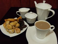 Shaah (Somali Tea) and Somali Sweets