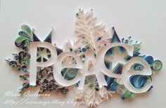 Quilling Seasons: graphic quilling (графичен куиилинг)