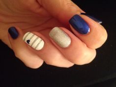 OPI blue Opi, Nails, Blue, Beauty, Finger Nails, Beleza, Ongles, Nail, Cosmetology