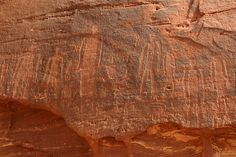 "Petroglyphs. Al Ula (Saudi Arabia) had a biblical named ""Dedan"" as mentioned in the Old Testament and in the Assyrian and Arabic writings. The city was inhabited by Arabic tribes as inscriptions show. The Lihyanite people were its original settlers."