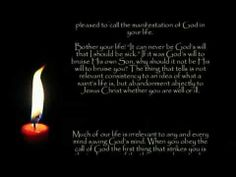 Oswald Chambers - The Region of the Irrelevant (+playlist)  2 Corinthians 4:3 And even if our gospel is veiled, it is veiled in them that perish: 4 in whom the god of this world hath blinded the minds of the unbelieving, that the light of the gospel of the glory of Christ, who is the image of God, should not dawn upon them.