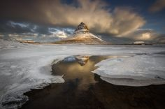 The Glow on the Mountain Church by Alban Henderyckx on 500px
