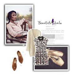 """""""Beautifulhalo"""" by sabine-rose ❤ liked on Polyvore featuring women's clothing, women, female, woman, misses, juniors, promotion and beautifulhalo"""