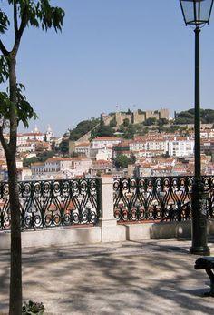 Alfama, à Lisbonne