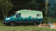 Transit Camper, Ford Transit, Vw Bus, Ambulance, Motorhome, Farm Style Sink, Campervan Hire, Van Wrap, Van Design