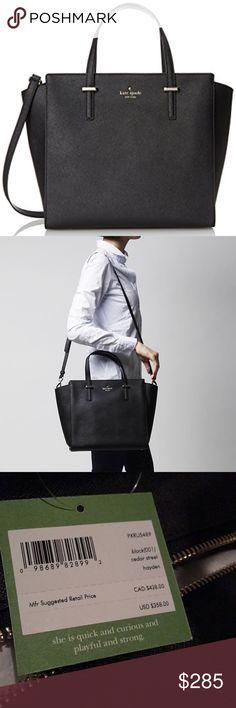 Black Kate Spade Cedar Street Hayden Purse Brand new gorgeous Kate Spade purse! kate spade Bags
