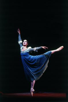 Darcey Bussell in Romeo and Juliet © Bill Cooper | Flickr - Photo Sharing!