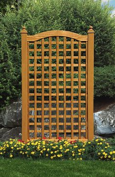 Trellis   To Put In Front Of The Window Next To Our Bath, With A