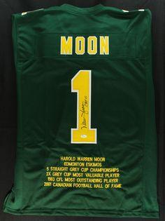 Edmonton Eskimos - Warren Moon 8675dda89
