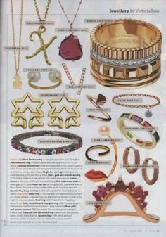 Telegraph Gifts. 29th November 2014 Gold Stars - £135 #coopslondon