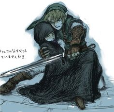 Twilight Princess<<> while I do think Princess Zelda can fight for herself, I still like this picture