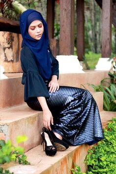 Hijab Dresses for Girls 2015